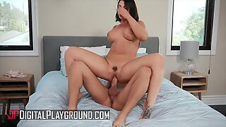 DigitalPlayground - Ivy getting fucked in the ass by Xander's big dick