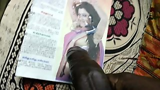 Cum Tribute to Indian Actress Tamil Actress Samantha