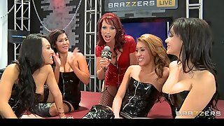 Next BRAZZERS LIVE SHOW THURSDAY May 17th 8:30 EST 5:30pm PST