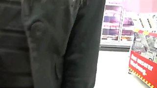 Sex bei Lidl im Supermarkt - Obsz  n Geil