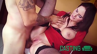 AmateurEuro - Busty MILF Mila Ramos Gets Rough Anal Before Dinner