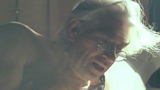 Stefania Sandrelli nude scene compilation from The Key