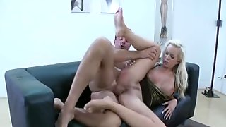 European hottie Cindy Dollar takes a dick in her ass