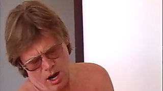 Small tits hairy cunt meet big cocks (clip)
